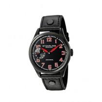Stuhrling Original Eagle 457 Men's Watch Black (457.335575)