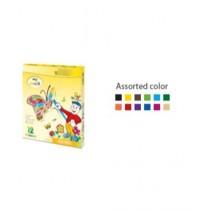 SubKuch 12 Pcs WOW Color Pencils (UP-0564)