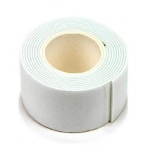 "SubKuch 1"" Double Sided Foamic Tape White (B 13, P 30)"