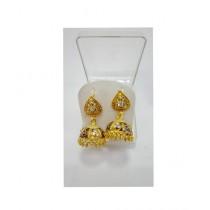 SubKuch Antique Style Jhumki Earrings For Women (1108)
