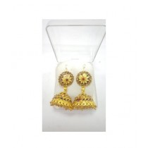 SubKuch Antique Style Jhumki Earrings For Women (1112)