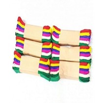 SubKuch Crepe Paper Streamers Pack Of 6 (B 15, P 230)
