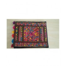SubKuch Embroidery Hand Bag For Women Multicolor (B sp22, P 54)