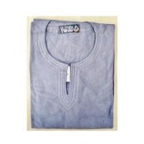 SubKuch Cotton Kurta For Men Grey (B 500, P 1006)