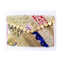 SubKuch Fancy Clutch For Women Multi Color