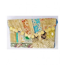 SubKuch Fancy Clutch For Women Multi Color (UP-1218)