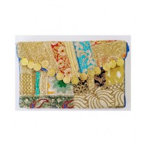 SubKuch Fancy Clutch For Women Multi Color (UP-1219)