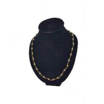 SubKuch Golden Chain For Women White & Black (B j2, P 4)