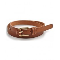 SubKuch Outfitter Casual Leather Belt For Women Brown (1566)