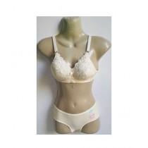 SubKuch Padded Bikini Panty & Bra Set (0970)