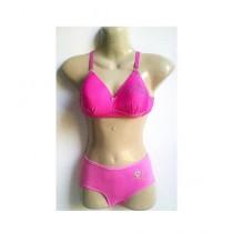 SubKuch Padded Bikini Panty & Bra Set (0971)