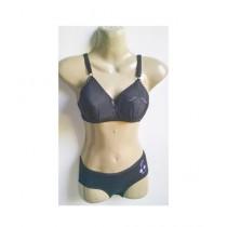 SubKuch Padded Bikini Panty & Bra Set (0972)