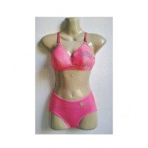 SubKuch Padded Bikini Panty & Bra Set (0973)