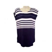 SubKuch Sleeveless T-Shirt  For Women (B 619, P 48)