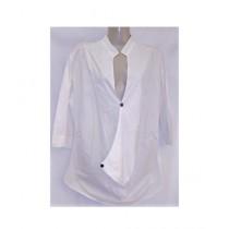 SubKuch Stylish Shirt For Girls White (B 619, P 29)