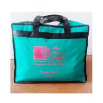 SubKuch Traveling Bag Green (B 43, P 20)