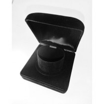 SubKuch Velvet Bangles Jewelry Box Set Black
