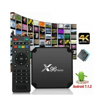 SubKuch X96 Mini 4K 2GB 16GB Andriod TV Box (B dp, P dp)