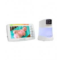 Summer Infant Panorama Baby Video Monitor Gray/white (29590)