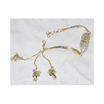 Sumz Store Gold Plated Indian Style Bracelet For Women