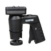 Sunpak Compact Pistol Grip BallHead With Quick Release Plate (620-CPG)