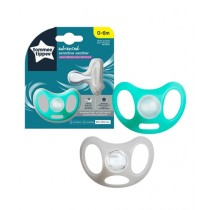 Super Sensitive Breathable Soother Pack of 2 (233049)