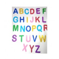 Super Style Store Alphabet Wall Sticker - 26 Alphabets