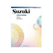 Suzuki Violin School Book Revised Edition