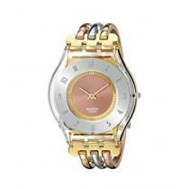 Swatch Tri-Gold Women's Watch Multi (SFK240A)