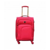 Swiss Pro Sion Softside Spinner Red 20inch