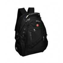 "Swiss Gear 14"" Laptop Backpack Black (8815)"