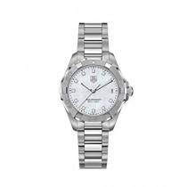 TAG Heuer Aquaracer Women's Watch Silver (WBD1314.BA0740)