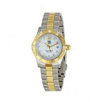 TAG Heuer Aquaracer Women's Watch Two-Tone (WAF1451BB0825)