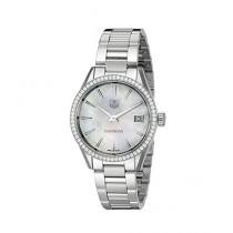 TAG Heuer Carrera Women's Watch Silver (WAR1315.BA0778)
