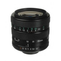 Tamron Zoom 28-70mm f/3.5-4.5 Wide Angle M.F Adaptall Lens Requires Adaptall Mount