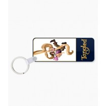 The Warehouse Tangled Art Printed Key Chain (KC-147)