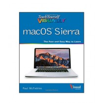 Teach Yourself VISUALLY macOS Sierra Book 1st Edition