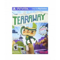 Tearaway Game For PS Vita