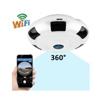 Tech Expert 1080p 360 Degree Fish Eye Wireless IP Camera