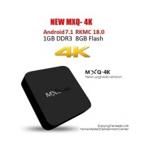 Tech Expert MXQ 4K Quad Core 1GB 8GB Smart TV Box