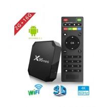 Tech Expert X96 Mini 4K 2GB 16GB Andriod TV