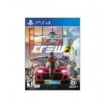 The Crew 2 Game For PS4