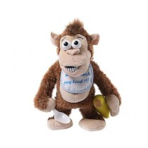 The Emart Crying Monkey Spoof Toy