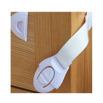 The Mart One Baby Safety Cabinet Lock White