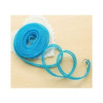 The Mart One Clothes Drying Hanging Rope Blue 5M