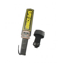 The Sam's Hand-Held Metal Detector For Security