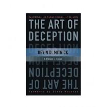 The Art of Deception Book