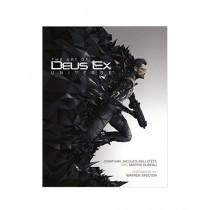 The Art of Deus Ex Universe Book