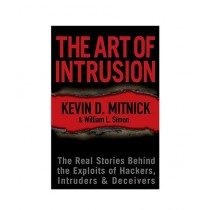 The Art of Intrusion Book 1st Edition
