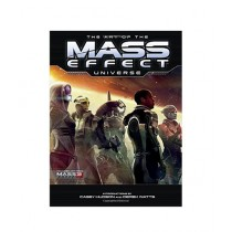 The Art of The Mass Effect Universe Book